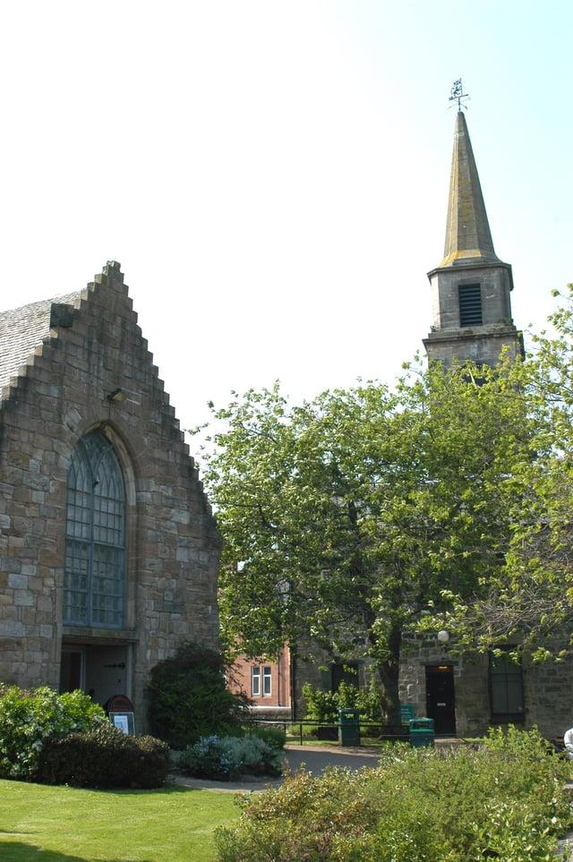 Auld Kirk Museum Kirkintilloch