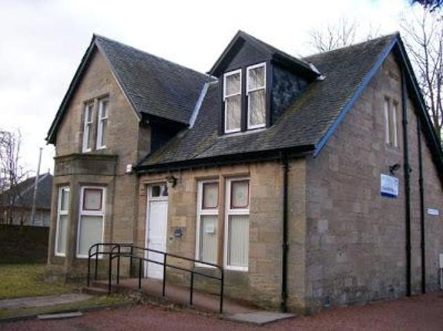 Crosshill House, taken in 2010