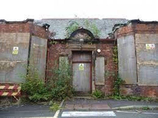 Stobhill mortuary