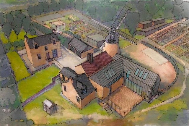 Carluke Development Trust is continuing its efforts to regenerate the entire High Mill site