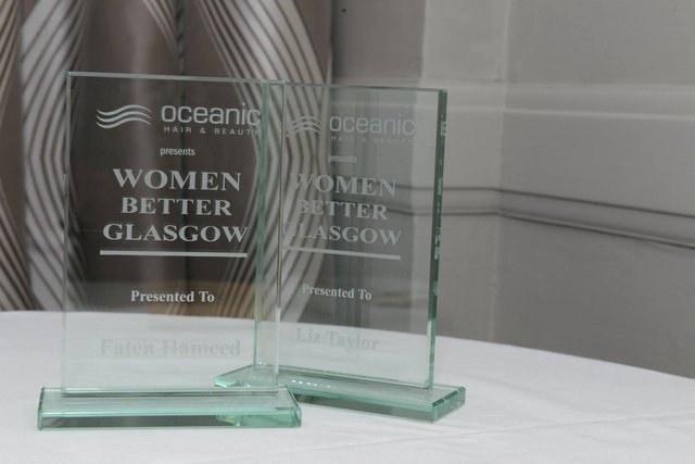 The awards recognise women whose work may otherwise be overlooked