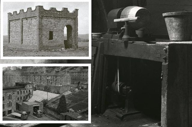 Bygone industries which once used to power the Clyde Valley and employ its workforce are among those featured in this fascinating new book, A Life of Industry.