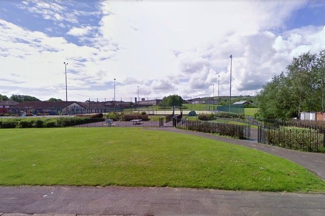 The new facilities will be a major boost for the Dunterlie area